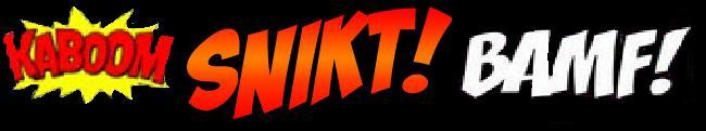 KaBoom! Snikt! Bamf! Comics and Pop Culture News