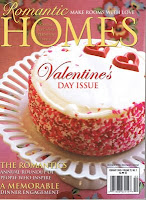 Lisa featured in Romantic Homes February 2009