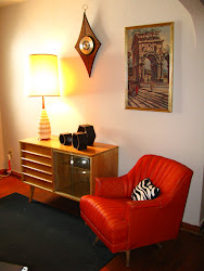 My Orange Chair