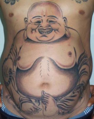 Buddha Tattoo Photo