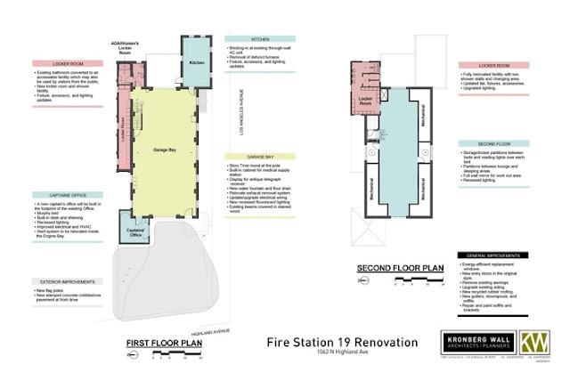 Atlanta fire station 19 help renovate atlanta 39 s oldest for Renovation drawings