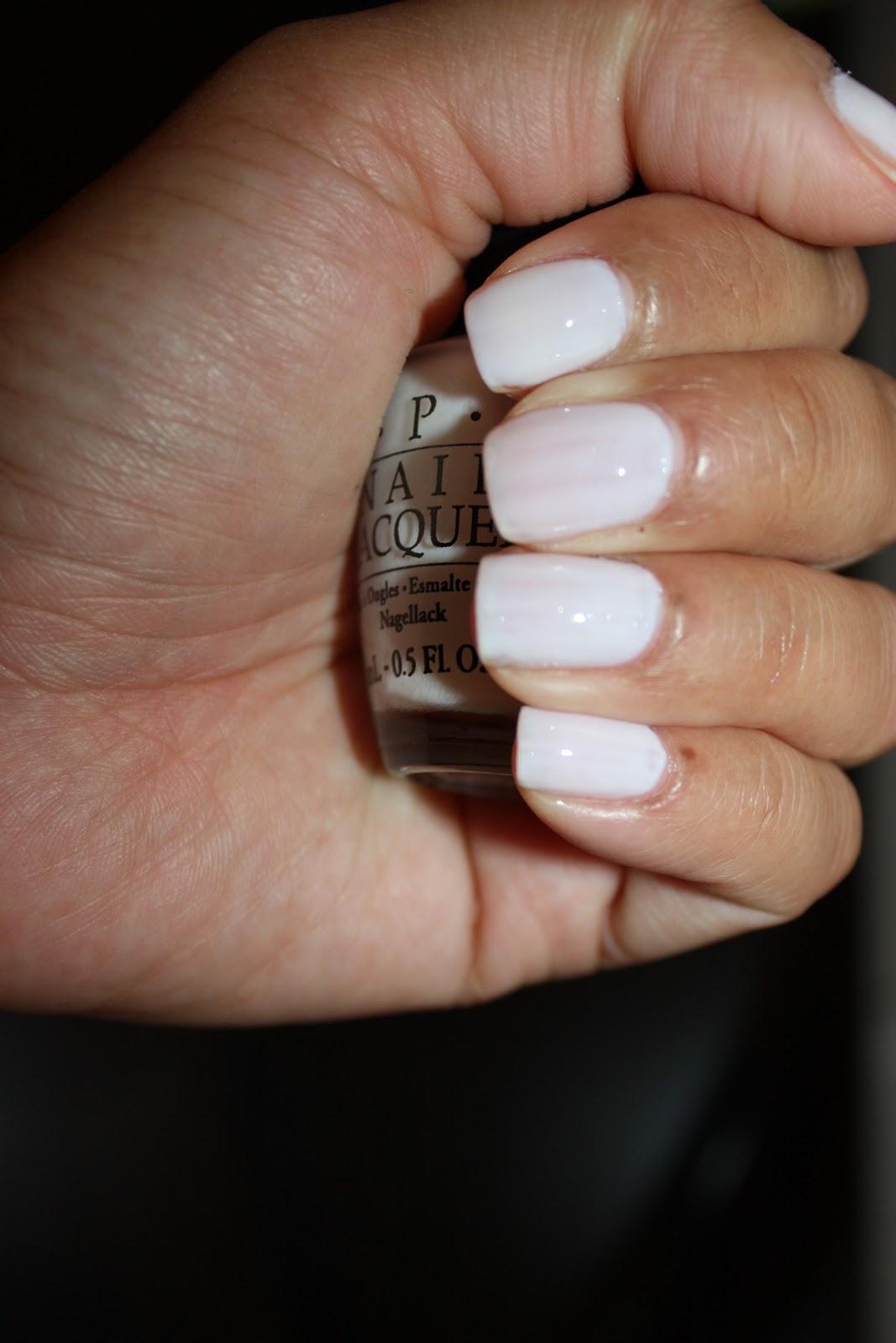 DeCoto Makeup: Funny Bunny Nail Polish - Perfect White nailpolish
