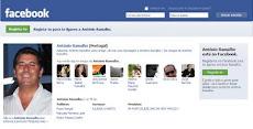O meu espaço no Facebook