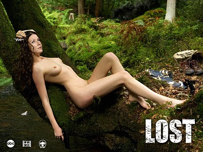 kate from lost naked