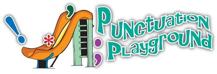 PUNCTUATION PLAYGROUND - Fun for teachers and punctuation lovers!
