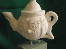 Small Alice in Wonderland teapot