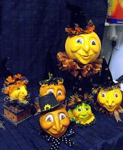 Halloween Characters