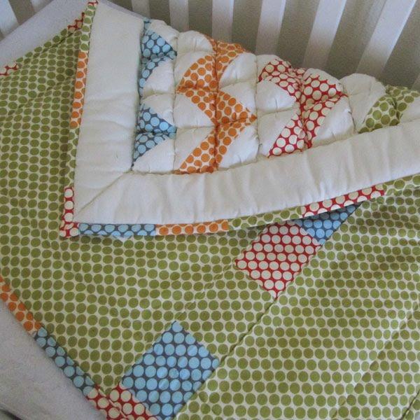 Bright Baby Bedding Sets