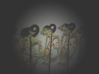 Wayang Kulit Shadow Puppet Show Wallpaper 1024 02