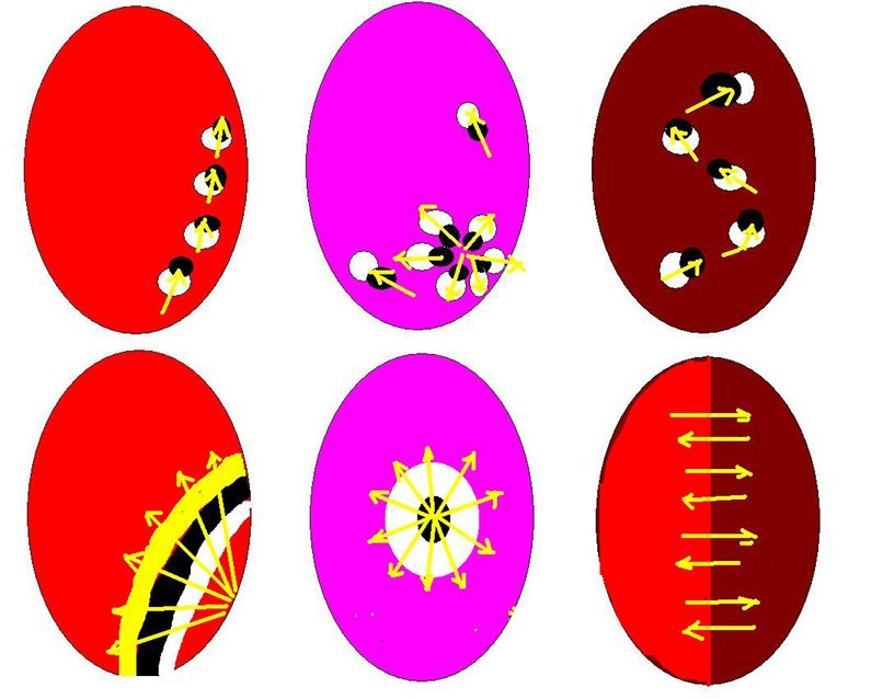Схемы рисунков на ногтях в