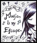 Gosta de música?