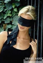 Blindfold by Scarf