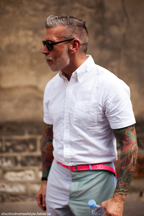 Oh, by the way...: Nick Wooster - 128.1KB