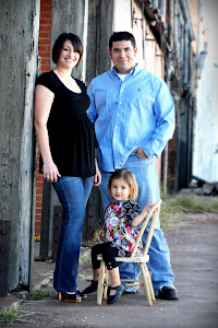 Mommy, Daddy and Ava