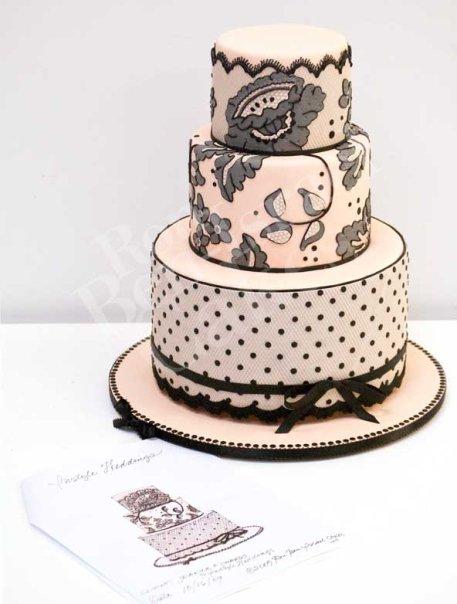 Ron ben-israel wedding cakes