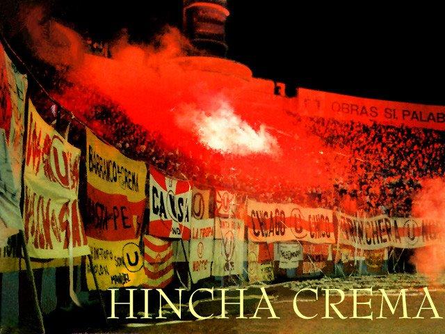 Hincha Crema