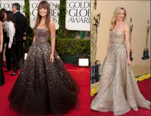 the 2011 Golden Globes.
