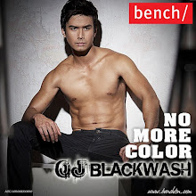 Hot Male Bench Billboards