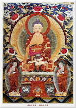 Sakyamuni Buddha, Ananda and Kasyapa