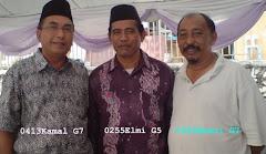 Kamal 7 Elmi 5 Ghani 7