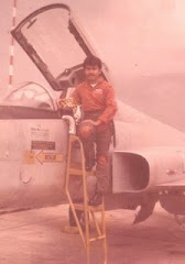 The first AFATS fighter pilot