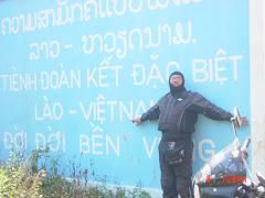 Vietnam-Laos Border