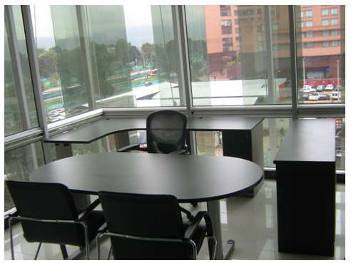 Modulares ofima muebles especiales for Muebles de oficina lujosos
