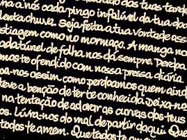 Camisetas com versos, poesias e frases do Pará
