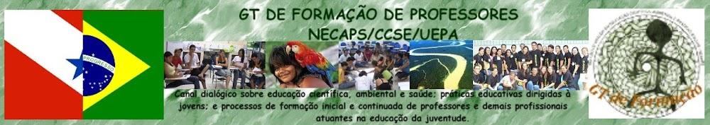 GT de Formação de Professores do Necaps - CCSE/UEPA