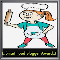 Smart Food Blogger Award