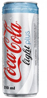 coca-cola light plus - foto