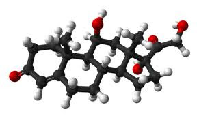 Cortisol efeitos no organismo + Fórmula estrutural do cortisol