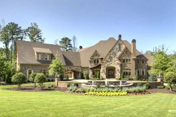 mansões de luxo nos EUA