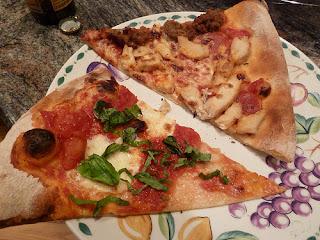 pizza de frigideira receita fácil