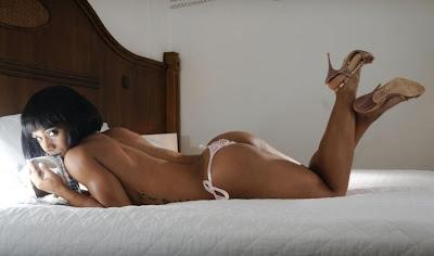 fotos Marcia Gonçalves pelada Sexy Abril