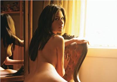 fotos da Tessalia pelada na Playboy