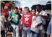 Lula em Pintadas e os companheiros da revolução