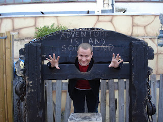 Daddy in the Stocks