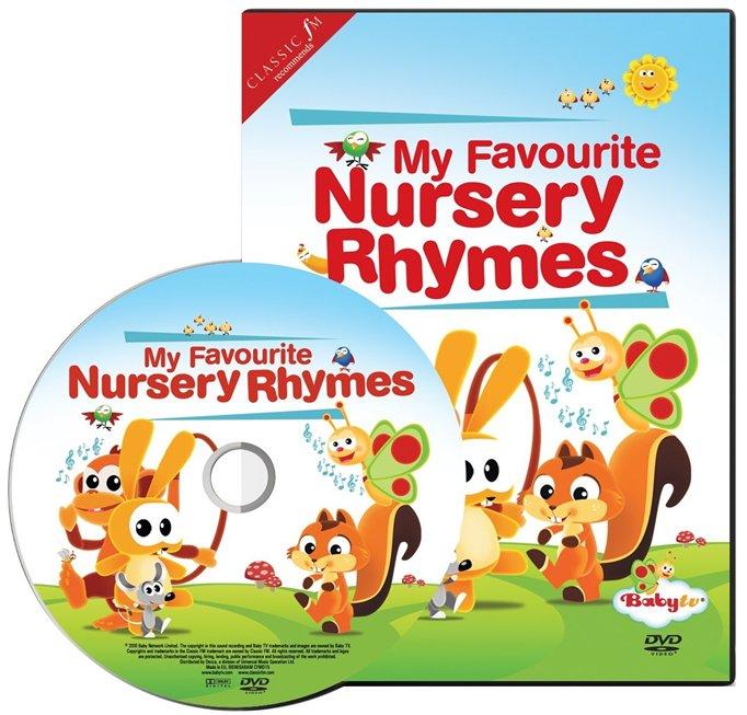 Hoopla Kidz 15 Nursery Rhyme Animated Videos For Children