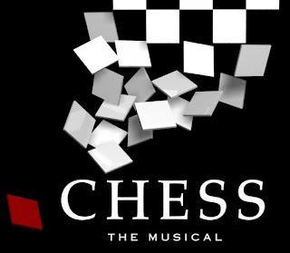 Chess The Musical Logo