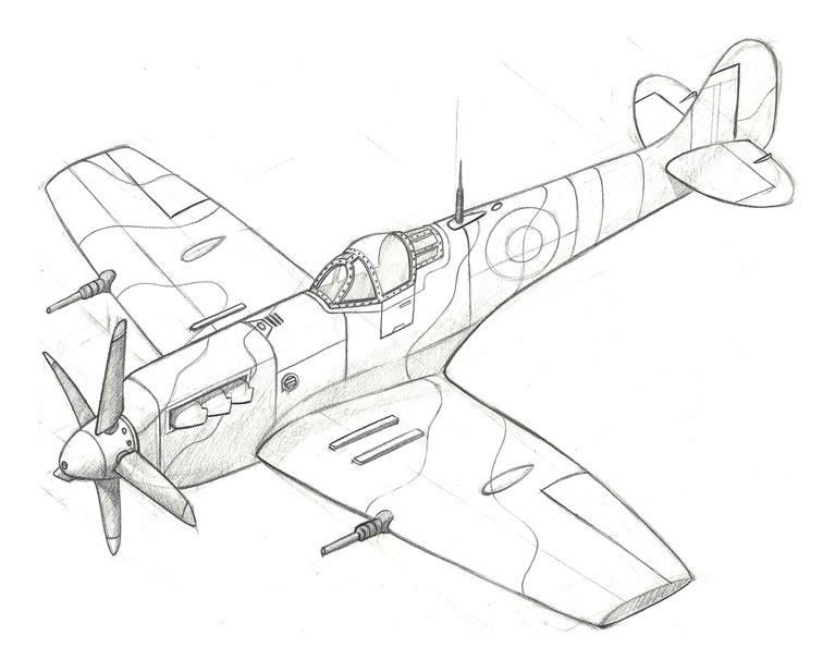 how to draw yoke techanical drawing