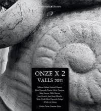 11X 2 LLIBRE DE POESIES I FOTOGRAFIES DE VALLS PER LES DECENNALS