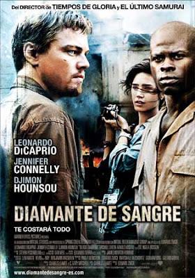 Diamante de Sangre Poster