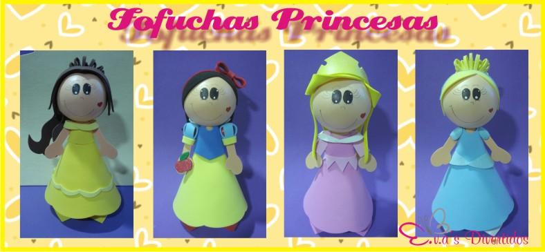 Fofuchas Princesas