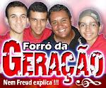 FORRÓ DA GERAÇÃO