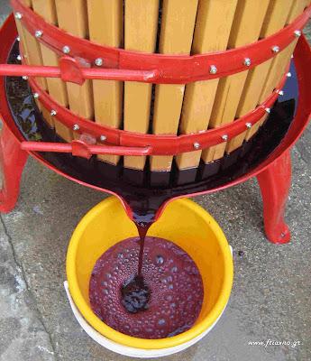 Φτιάχνω σπιτικό κρασί