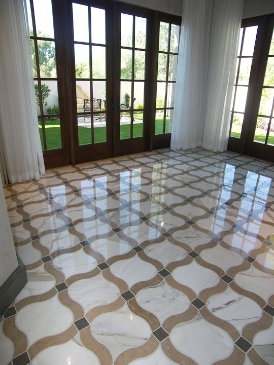 Art fired earth stone tiles tile tuesdays nadeau for Fired tiles