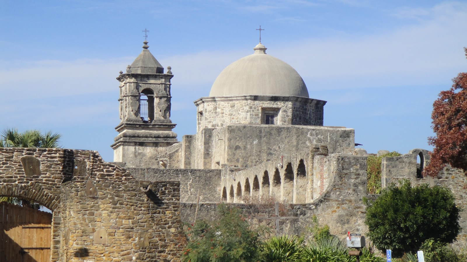 A Little Bit Of This And That San Antonio The Missions