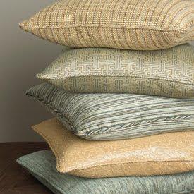 Kravet Smart Textures. Patterns: 30666 821, 30667 1616,  30630 23,30667 106,30667 412.