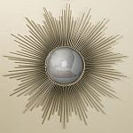 Large Sunburst Mirror!